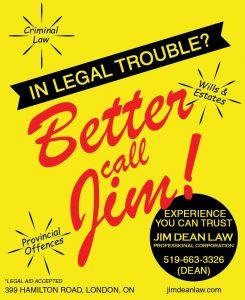 Jim Dean Law, Hamilton Road Legal Centre